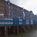 Hafen : 2014 : 45x70cm